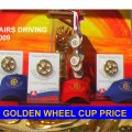 Golden Wheel CUP Price Pairs Driving 2009