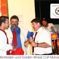 The UNION REIT und Fahrverein CAI-A und CUP Management Pepi, Markus , Stefan talks about the Future Steps 2009.
