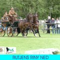 Mr Rutjens RINY Golden Wheel CUP Winner Pairs NED
