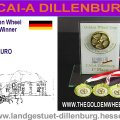 Golden Wheel CUP Price 2009 CAI-A Dillenburg Germany