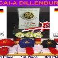 Golden Wheel CUP Price CAI-A Dillenburg Germany 2009