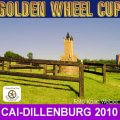 Golden Wheel CUP Single Driving Germany Partner CAI-A Dillenburg 2010