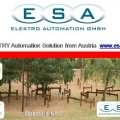 ESA Elektro Automation & Service from Austria, Building Industry,Food Industry, wast water Industry, Steel Industry www.esa-at.at