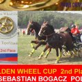 Sebastian Bogacz POL 2nd Place Golden Wheel CUP