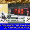Golden Wheel CUP FINAL PLACE Pairs Driving 2009, CAI-A Topolcianky SVK