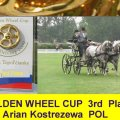 Adrian Kostrezewa Pol 3rd Place Golden Wheel CUP