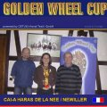 GOLDEN WHEEL CUP 2010 Single Driving START in FRANCE Nat CAI-A HARAS DE LA NEE