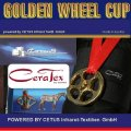 Golden Wheel CUP Sponsor SINGLE DRIVING CETUS Infrarot Textilien GmbH in Germany www.cetus-gmbh.com
