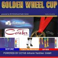 Golden Wheel CUP Sponsor Single Driving CCETUS Infrarot Textilien GmbH Germany www.cetus-gmbH.com