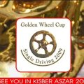 GOLDEN WHEEL CUP FINAL Single , 2009 in Hungary CAI-O Kisber Aszar