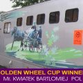 Kwiatek Bartolomiej POL Winner Golden Wheel CUP