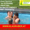 ALTENFELDEN _KLADRUBER ZENTRUM Trainings CENTER for the World Champion SHIP Swimming and Relaxing is allways good for the Starter....