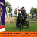 Golden Wheel CUP Winner Mr. Kwiatek Bartolomiej POL