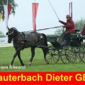 Dieter Lauterbach GER 3rd Place CAI-A Altenfelden 2009, Golden Wheel Trophy & Golden Wheel CUP