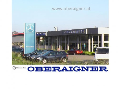 Mercedes Benz Oberaigner Head OFFICE Uper Austria in Rohrbach Lead by Mr. Gerald Schörgenhuber Main Sponsor Golden Wheel Trophy